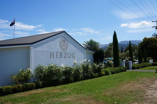Hans Herzog Winery