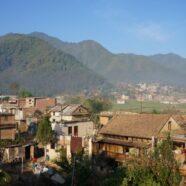 Settling into Kathmandu