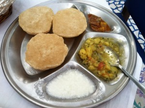 Agra Indian Breakfast