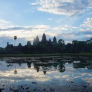 Awestruck by Angkor Wat