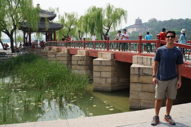 Mike Summer Palace Beijing