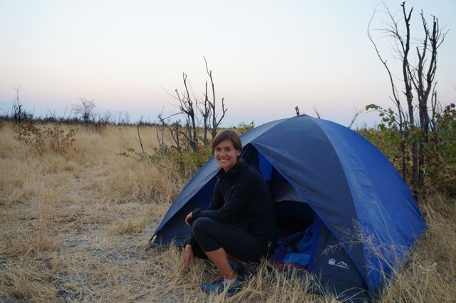 Kat bush tent