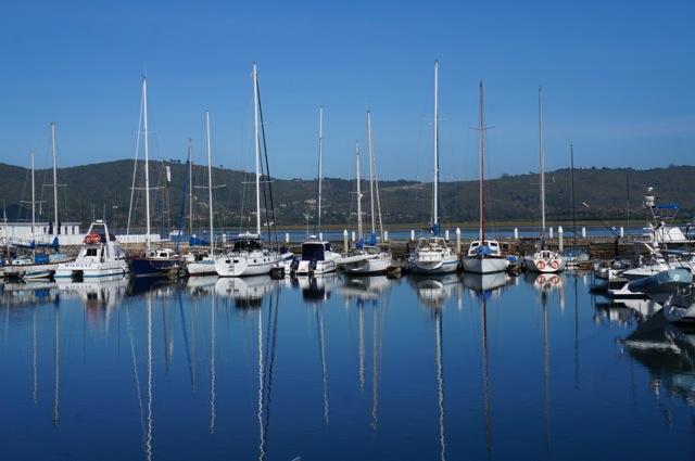 Knysna Harbor