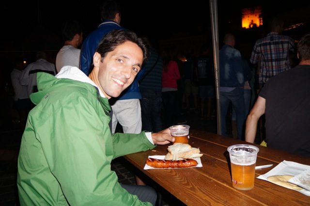 30th birthday Sausage & beers